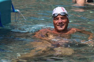 Foto del nuotatore Fabrizio Mandanici