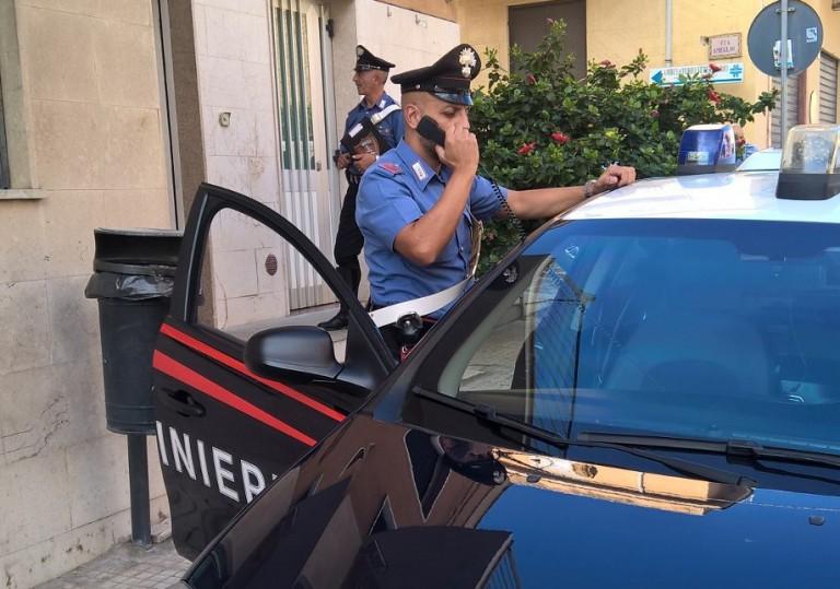 Foto dei carabinieri