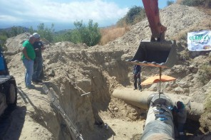 Guasto alla condotta di Fiumefreddo: domani a Messina possibili disagi nella distribuzione di acqua