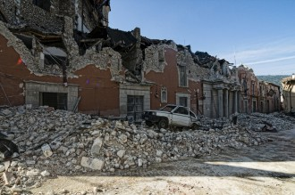 Struttura a rischio sismico
