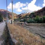 Foto operai AMAM - Ripristino torrente S.Michele, Giostra - Messina