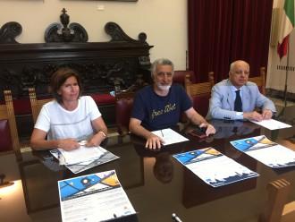 foto conferenza stampa Settimana europea della Mobilità