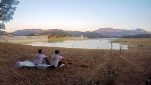 Foto del Lago Scalzano, Palermo - Viaggio in Sicilia