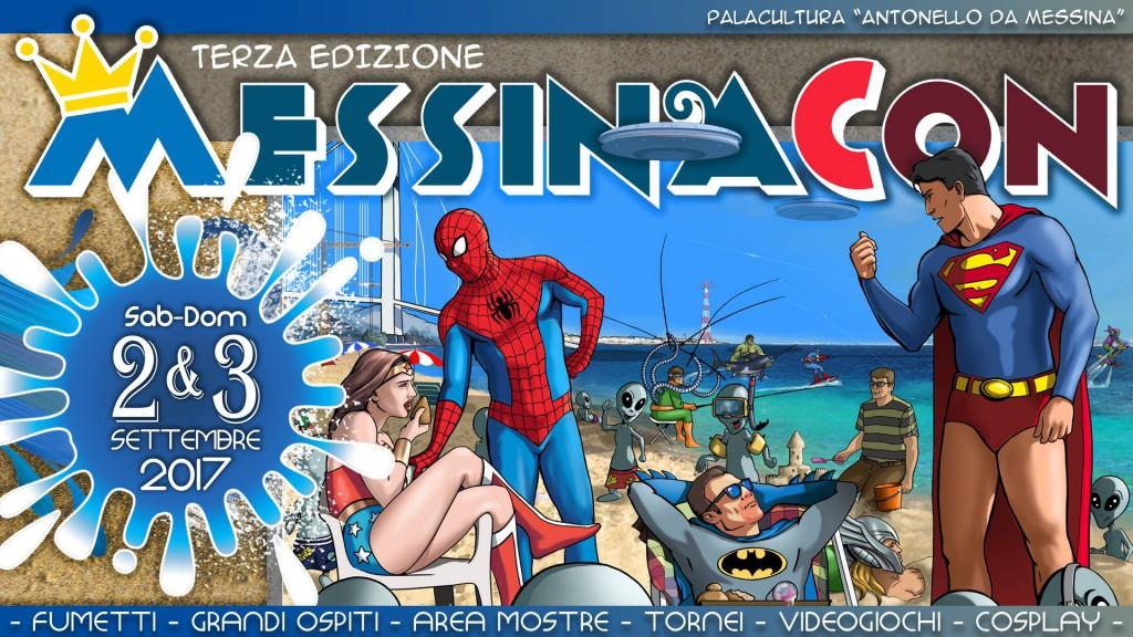 Messinacon copertina della terza edizione
