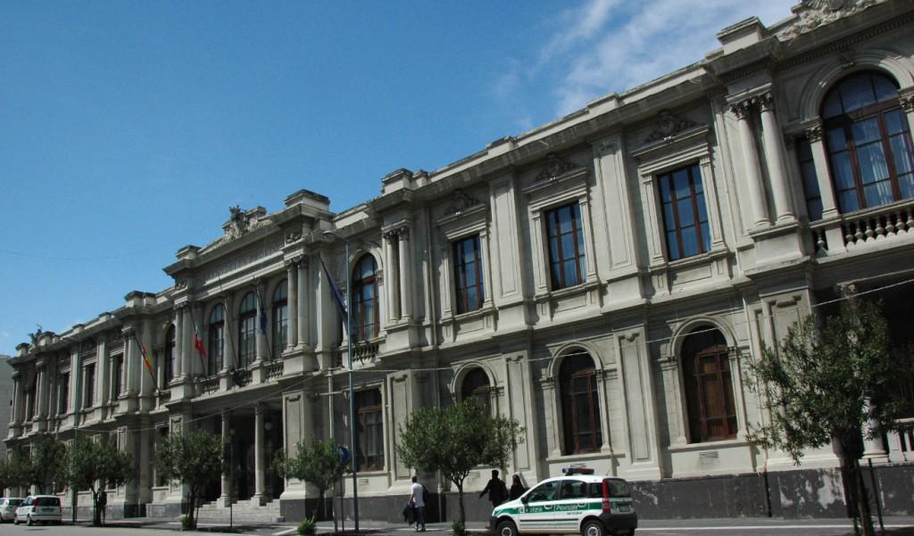 Foto della Provincia di Messina - Palazzo dei Leoni - Città metropolitana