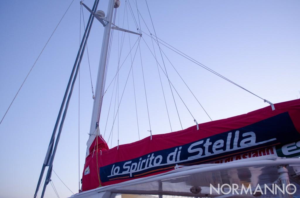 Foto 02 del catamarano accessibile Lo spirito di Stella