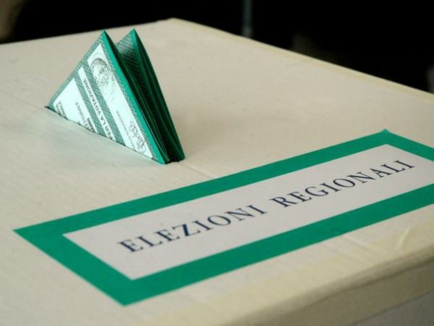 foto di un'urna - elezioni regionali