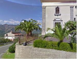 Foto del luogo in cui il quindicenne Salvatore D'agostino è rimasto folgorat - Gaggi