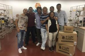 Vanno a Milano, ottengono un investimento e tornano a lavorare a Messina: il caso felice de ilcaffeitaliano.com