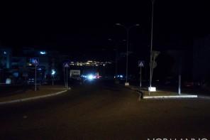 Illuminazione pubblica a Messina: bando in ritardo. Strade al buio e lavoratori in protesta