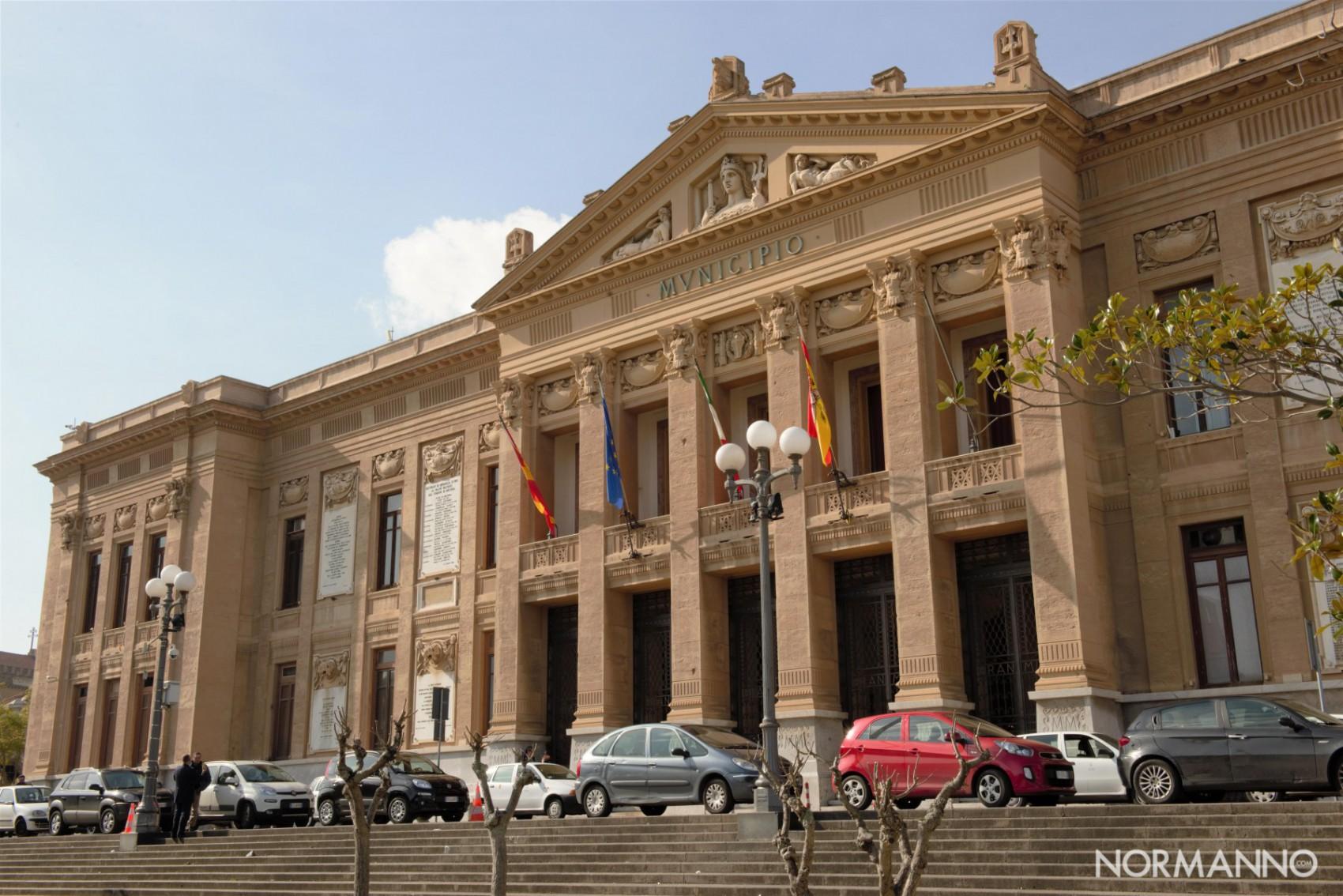 Foto di Palazzo Zanca - Municipio Messina