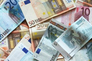 Foto di repertorio - Valuta europea