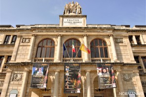 Presentata la stagione 2017/2018 del Teatro Vittorio Emanuele. Fiorino: «È una giornata di festa»