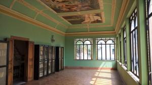 Foto dell'interno di Villa de Pasquale - Messina - Le vie dei Tesori