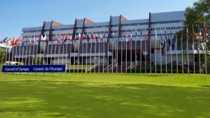 Sede del Consiglio d'Europa a Strasburgo