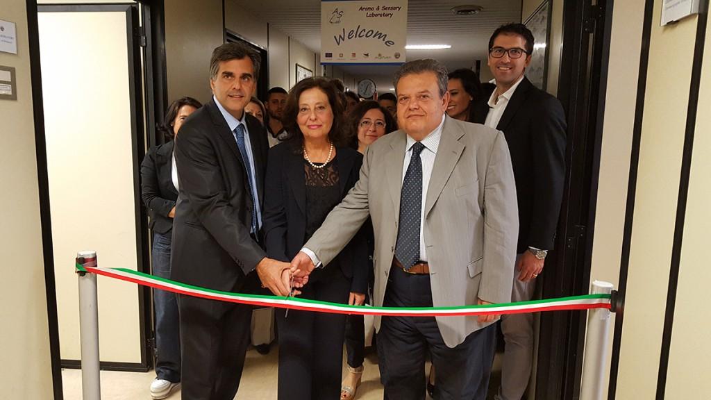 Inaugurazione ASLab, taglio del nastro al dipartimento di veterinaria - Messina