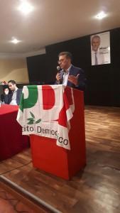 Foto di Sciotto - candidato alle elezioni PD