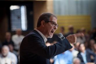 Nello Musumeci - candidato alla presidenza della sicilia alle elezioni del 5 novembre