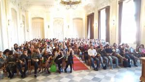 Foto consegna diplomi Global management