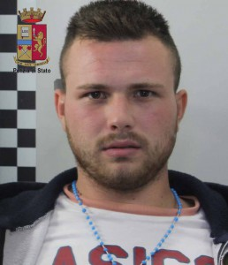 Eros Di Blasi - pusher messina arrestato per spaccio