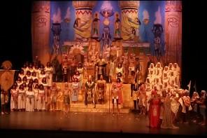 Orchestra Taormina Opera Stars mette in scena l'Aida sull'isola Fuerteventura, alle Canarie