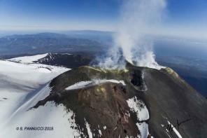 foto scattata da stefano pannucci dell'Etna