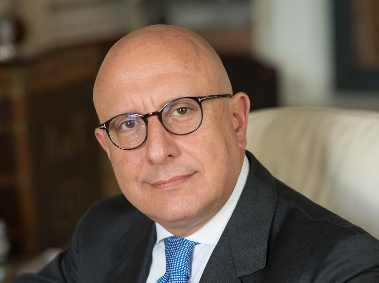 Foto di Gaetano Armao - candidato alla vicepresidenza con musumeci alle elezioni regionali in sicilia