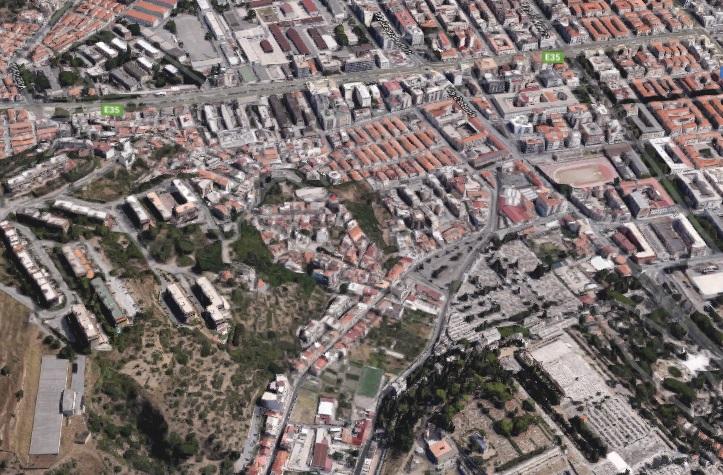 Foto di una panoramica di Villaggio Santo