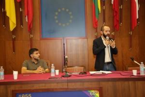L'assessore Alagna presenta il dossier di candidatura della città di Messina a capitale italiana della cultura 2020