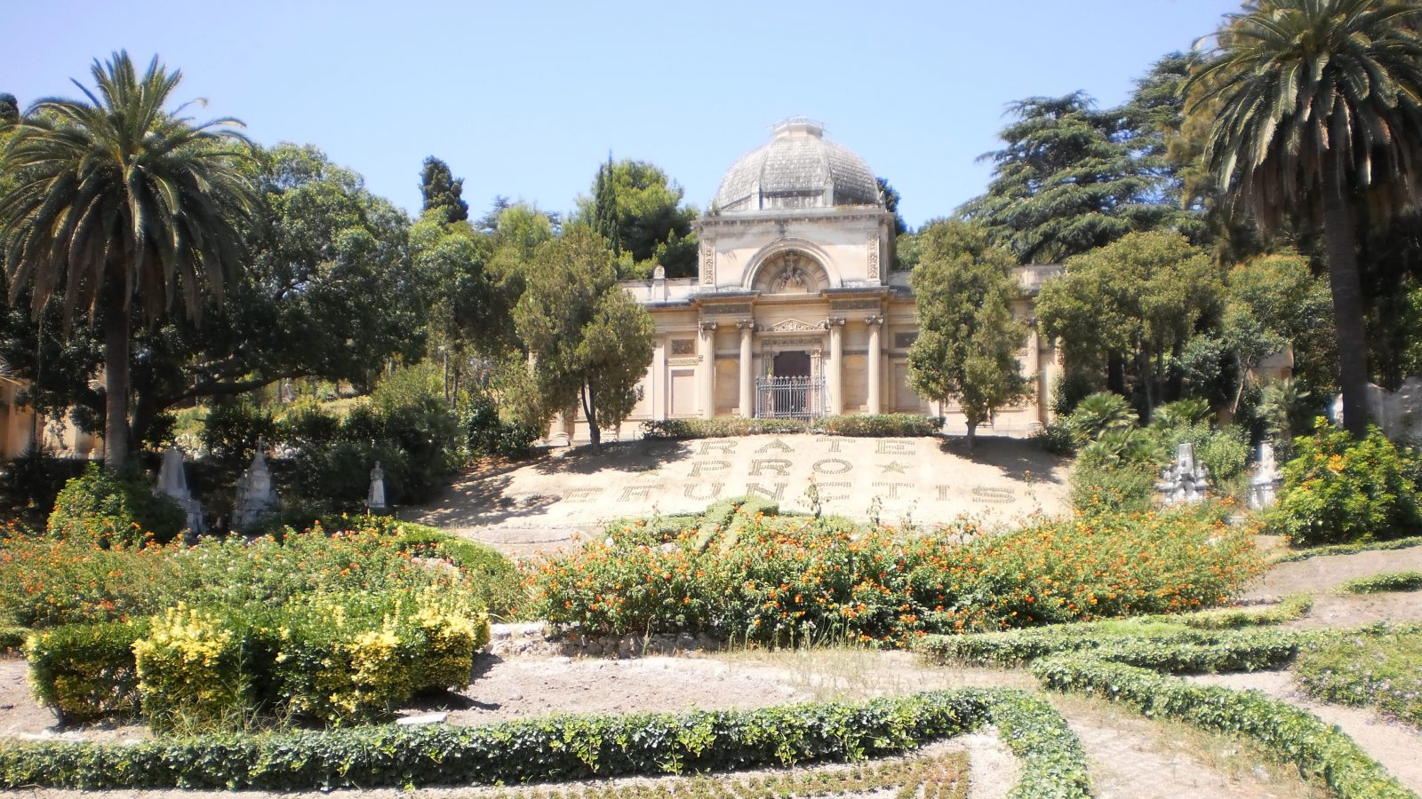 cimiteri messina-gran camposanto
