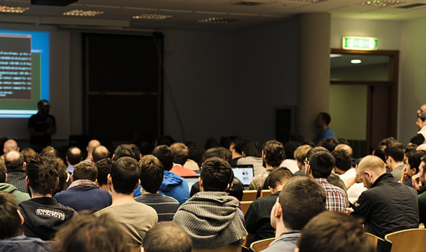 foto del Linux Day