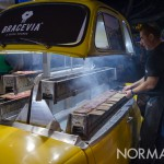 Arrosticini abruzzesi - Messina Street Food Fest 2017