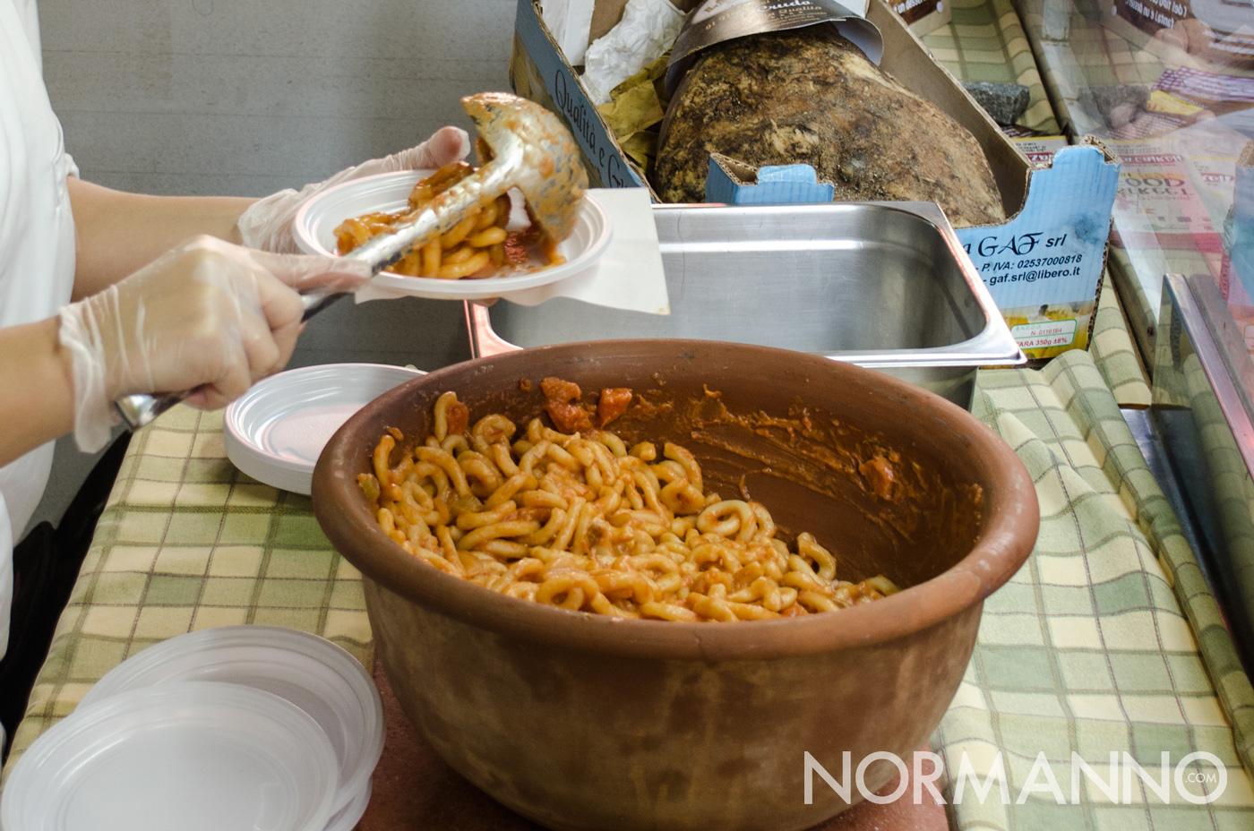 Foto pasta al sugo di suino nero dei Nebrodi - Messina Street Food Fest 2017