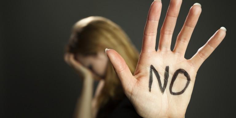 Foto di repertorio - No alla violenza sulle donne