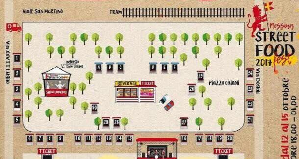 piantina street food fest messina