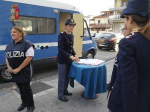 Foto del Progetto Camper a Messina, bus itinerante contro la violenza sulle donne