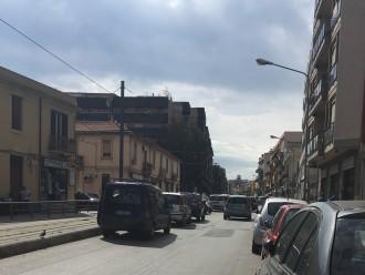 Traffico a Provinciale - Messina