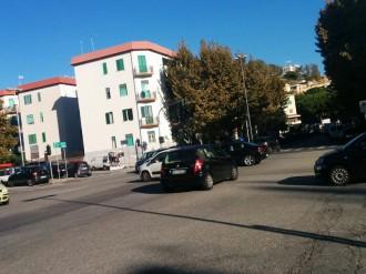 Semafori in tilt via Garibaldi