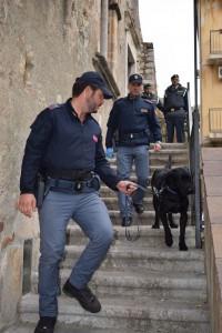 Foto sicurezza G7 Pari Opportunità Taormina - Unità cinofile