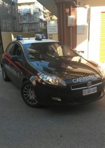 Foto dei carabinieri di Barcellona