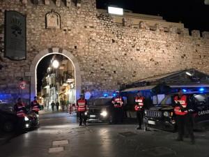 Foto sicurezza G7 Pari Opportunità Taormina - Carabinieri