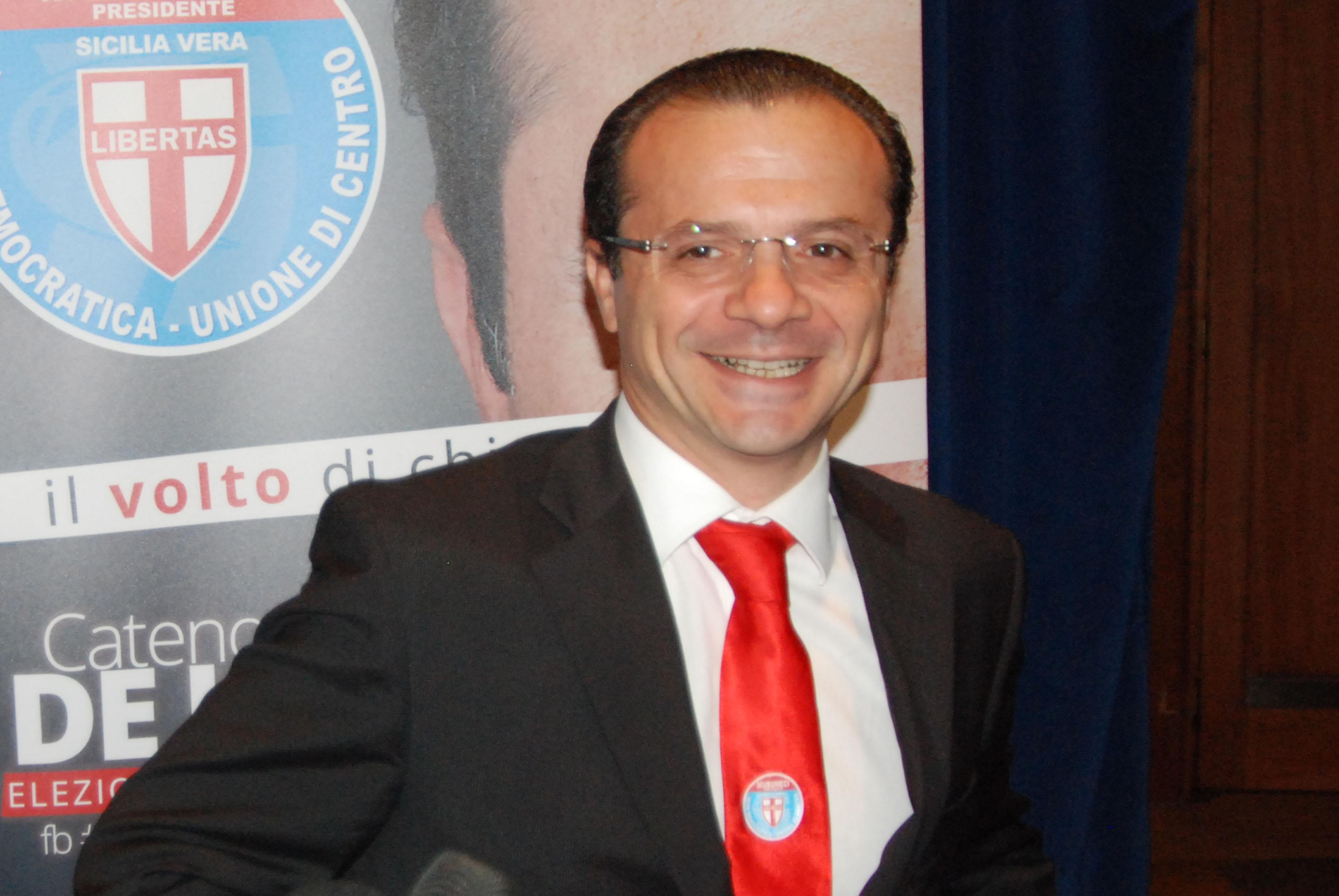 Evasione fiscale, arrestato il deputato regionale De Luca