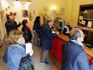 Biglietteria del Teatro Vittorio Emanuele