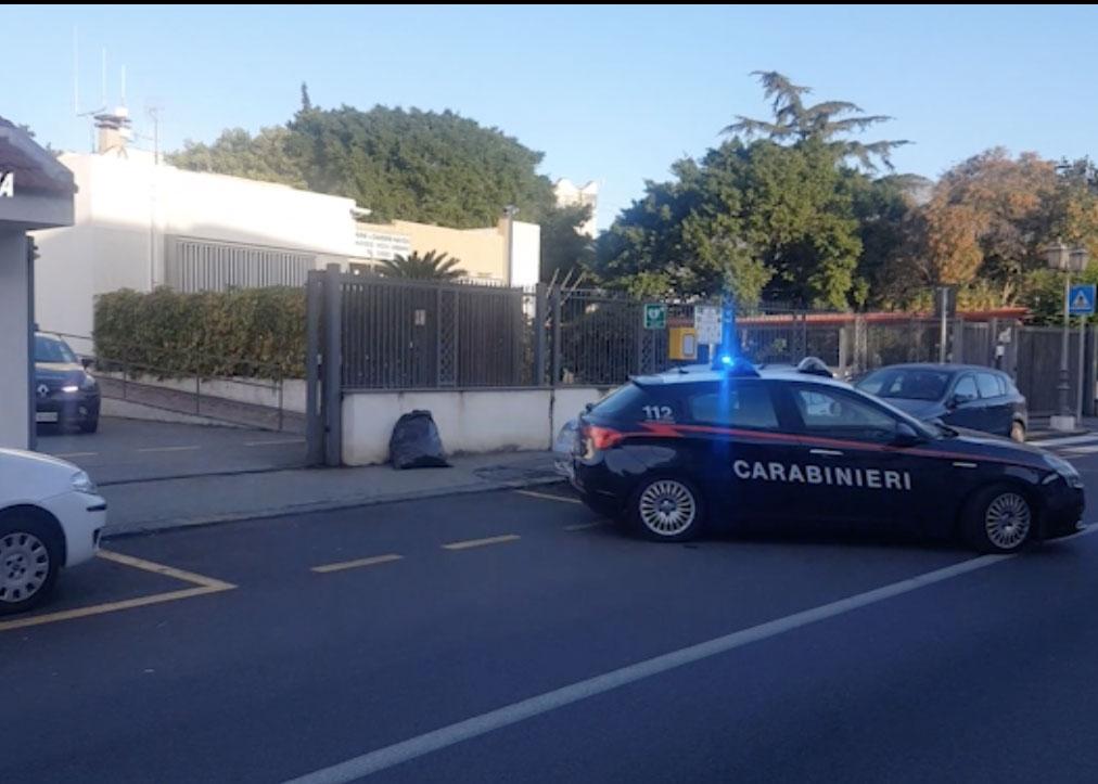 Foto indagine Fiori di Pesco - Carabinieri
