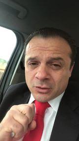 Cateno De Luca accusa la magistratura: «Mafia Giudiziaria»