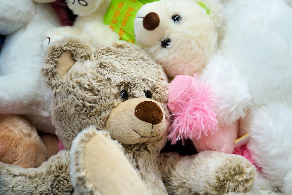 giocattoli orsetti di peluche