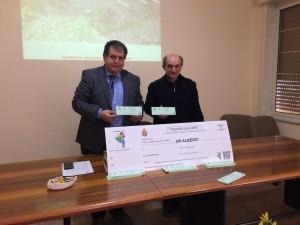 presentazione della giornata nazionale degli alberi 2017 e dell'iniziativa t'assegno un albero