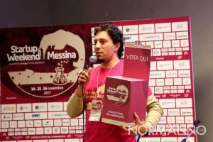 startup weekend messina 2017 - premiazione dei vincitori delle varie categorie al Palacultura
