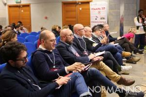 startup weekend messina 2017 - i giudici durante la presentazione delle idee prima della premiazione