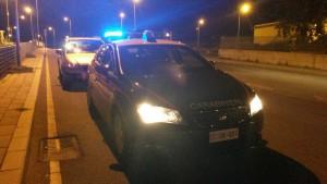Foto dei carabinieri barcellona